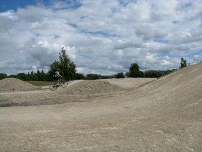 Steinbach's New BMX Track Open